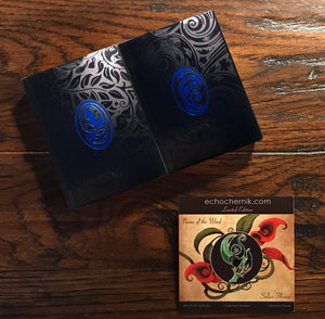 Name of the Wind - Deck and Pin Set - Chandrian