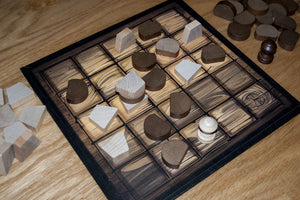 Tak - A Beautiful Game PLUS Limited Edition Game Board