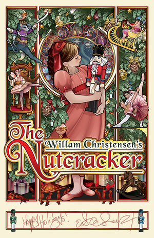 """The Nutcracker"" Limited Editions"