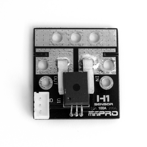 miniPRO® H1 Voltage & Current Sensor