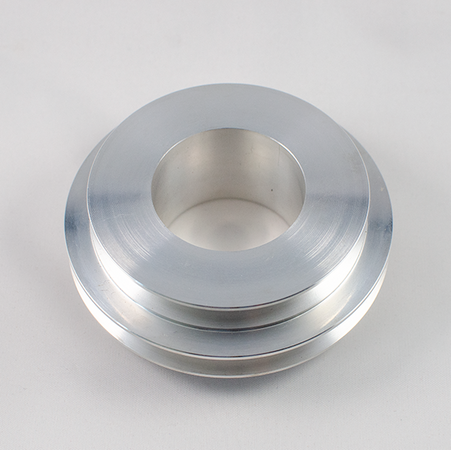 G0704 Belt Drive - Spindle Pulley