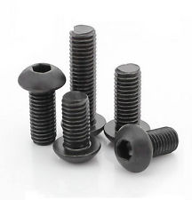 Round Head Hex Screw: M3x0.5 x 30mm - miniPRO