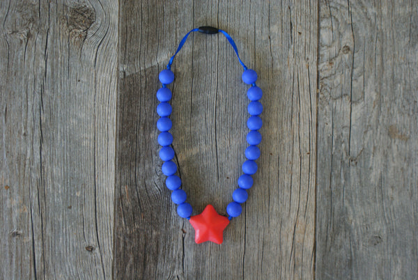 Kids Star Necklace (3+ years)