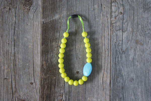 Kids (3+ years) Oval Necklace