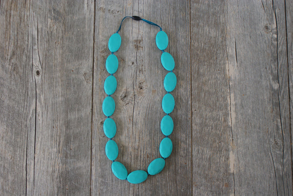 Oval Necklaces