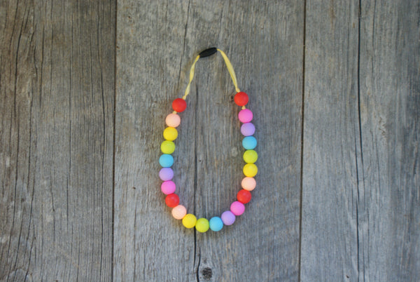 Kids (3+ years) Round Necklace