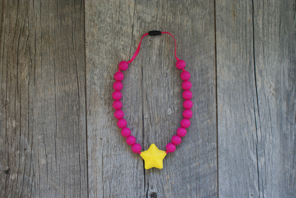 Kids (3+ years) Star Necklace