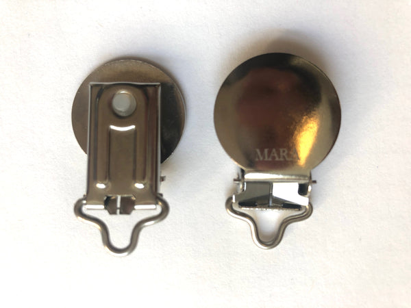 Stainless Steel Tether Clips