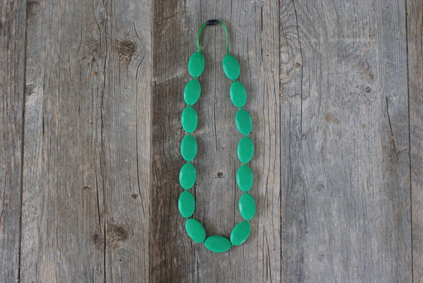 Oval Chew Necklaces
