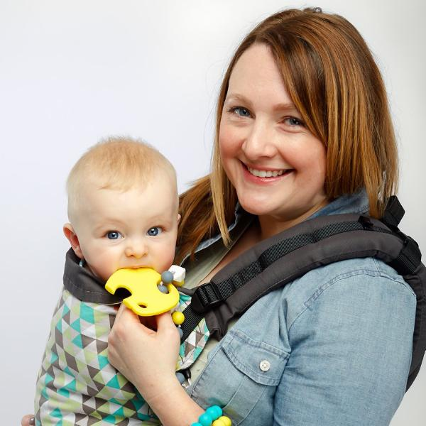 Carrier / Babywearing Teether