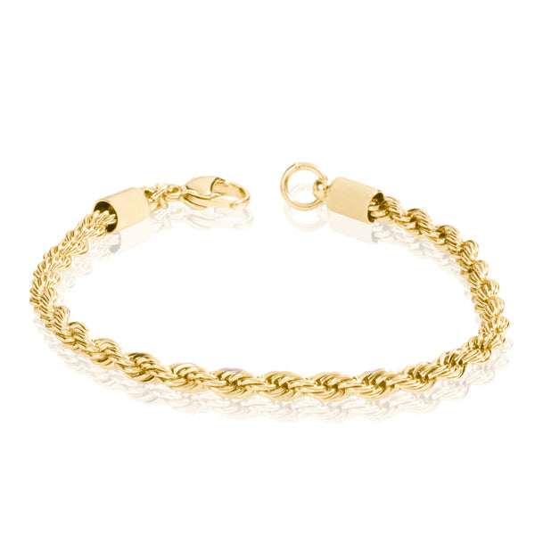 Turku Bracelet - Yellow Gold