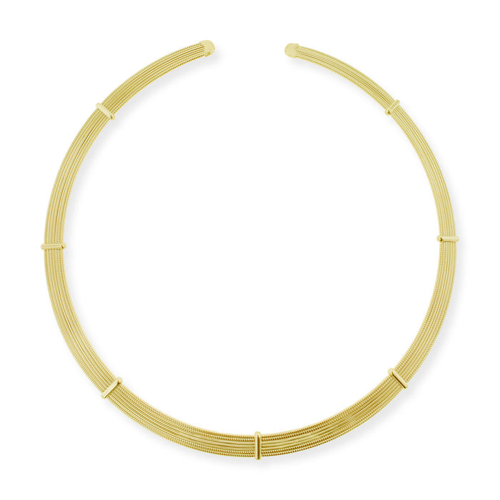 Cleo Necklace Gold