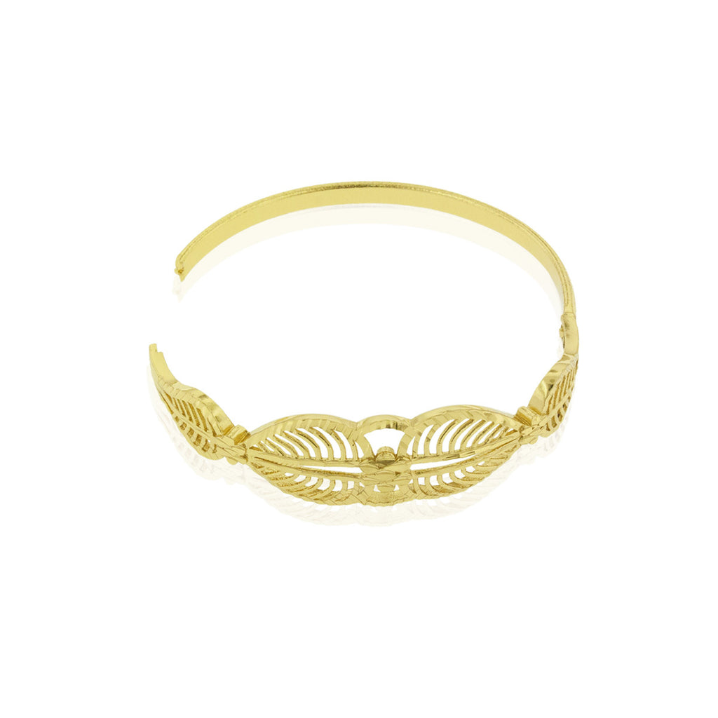 Ama Bracelet - Yellow Gold