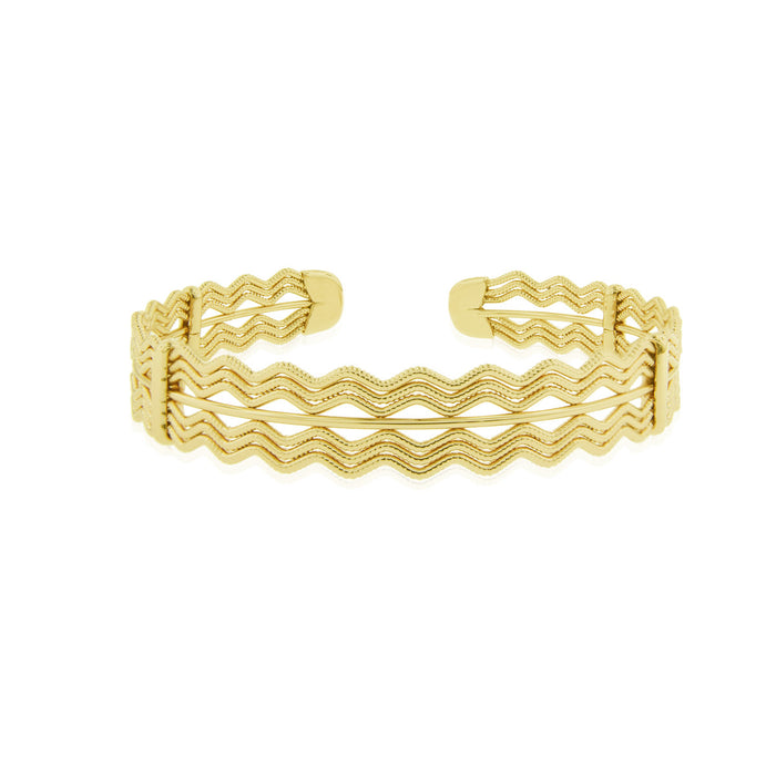 Rue Saint Cuff - Yellow Gold