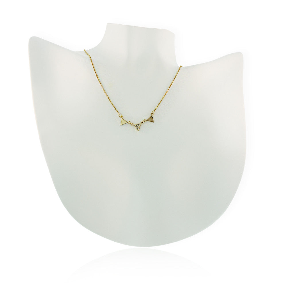 Pointe Necklace
