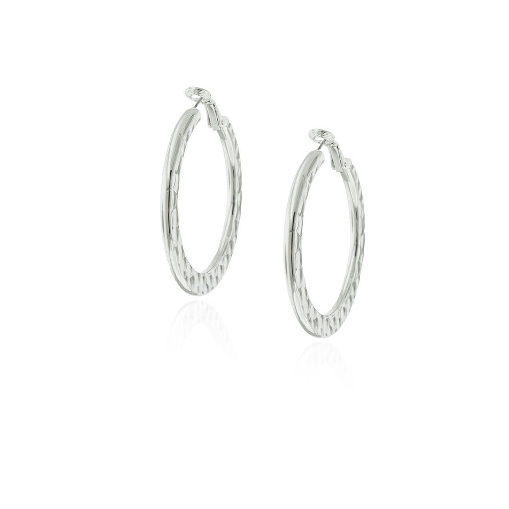 Iza Earrings- Silver