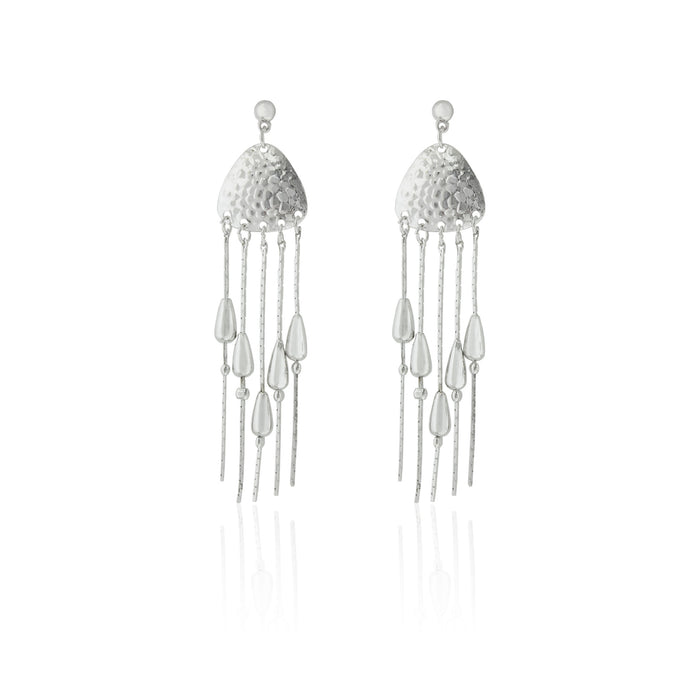 Gallant Earrings Silver