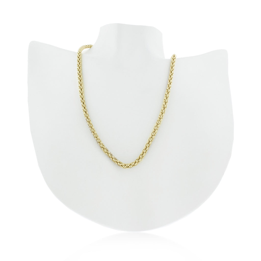 Vianí Necklace- Yellow Gold