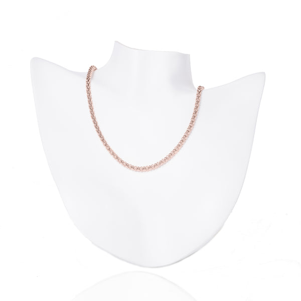 Vianí Necklace- Rose Gold