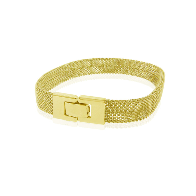 Montoro Bracelet- Yellow Gold