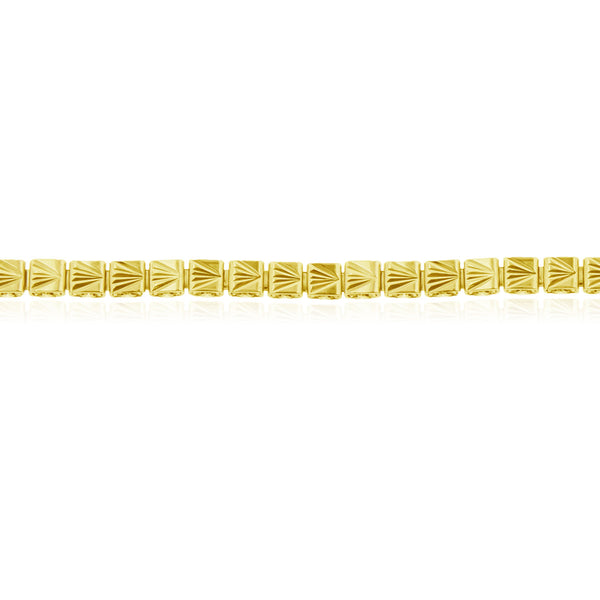 Baza Bracelet- Yellow Gold