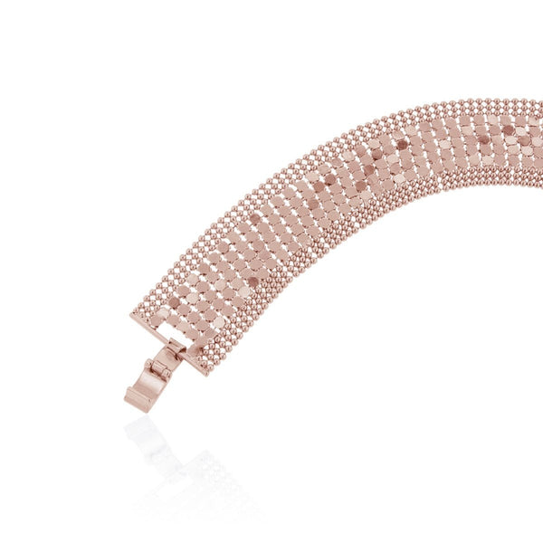 Oro Bracelet- Rose Gold
