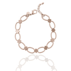 Oslo Bracelet - Rose Gold