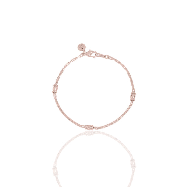 Asmaa Bracelet - Rose Gold