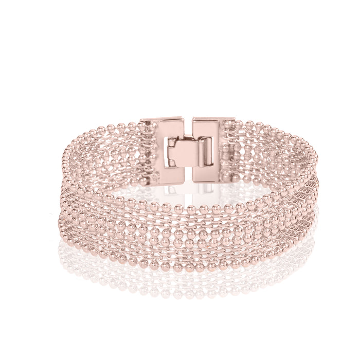 Ringsted Bracelet- Rose Gold