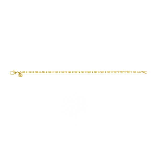 Acre Bracelet - Yellow Gold
