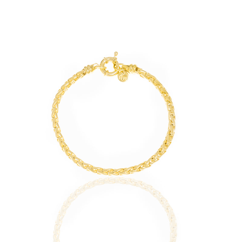 Køge Bracelet- Yellow Gold