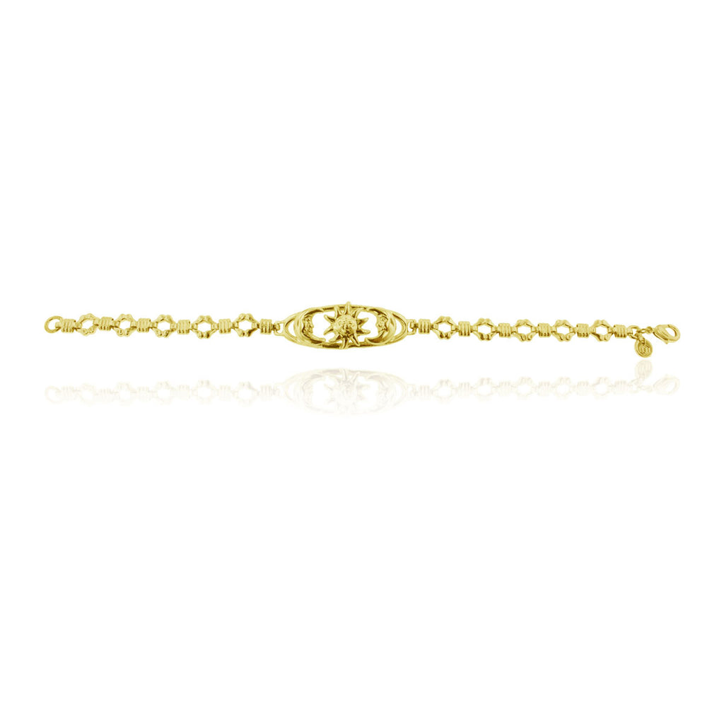Hadera Bracelet - Yellow Gold