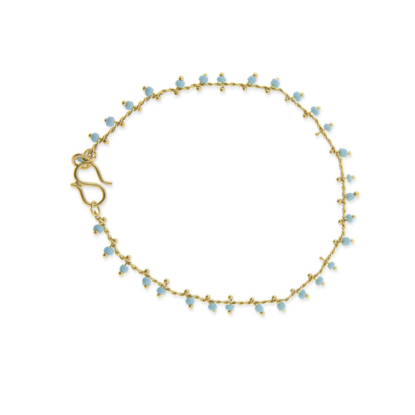 Haifa Bracelet - Light Blue