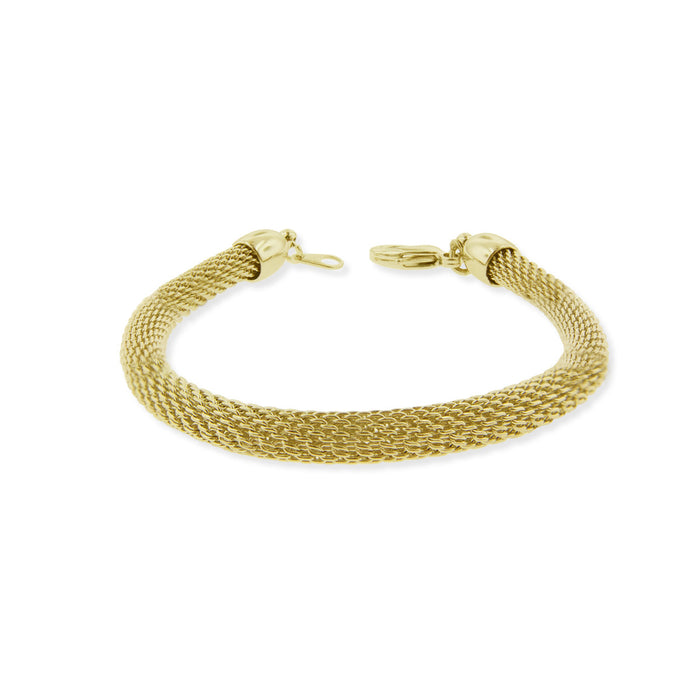 Tineo Bracelet- Yellow Gold