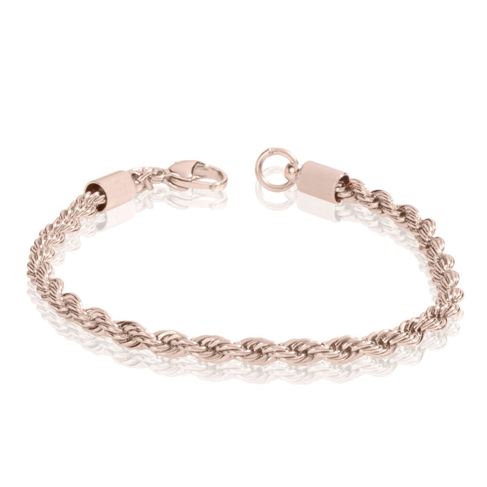Turku Bracelet - Rose Gold