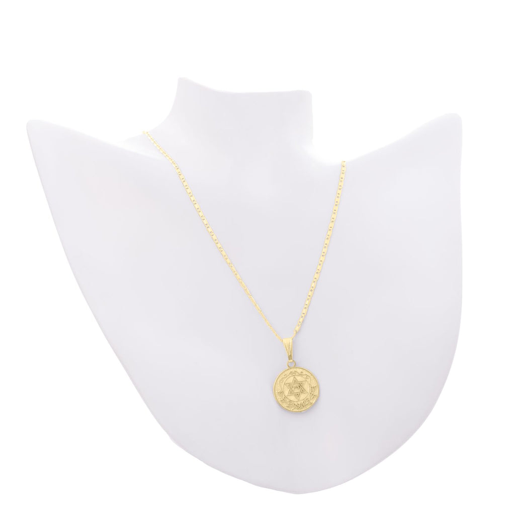 Akko Necklace - Yellow Gold