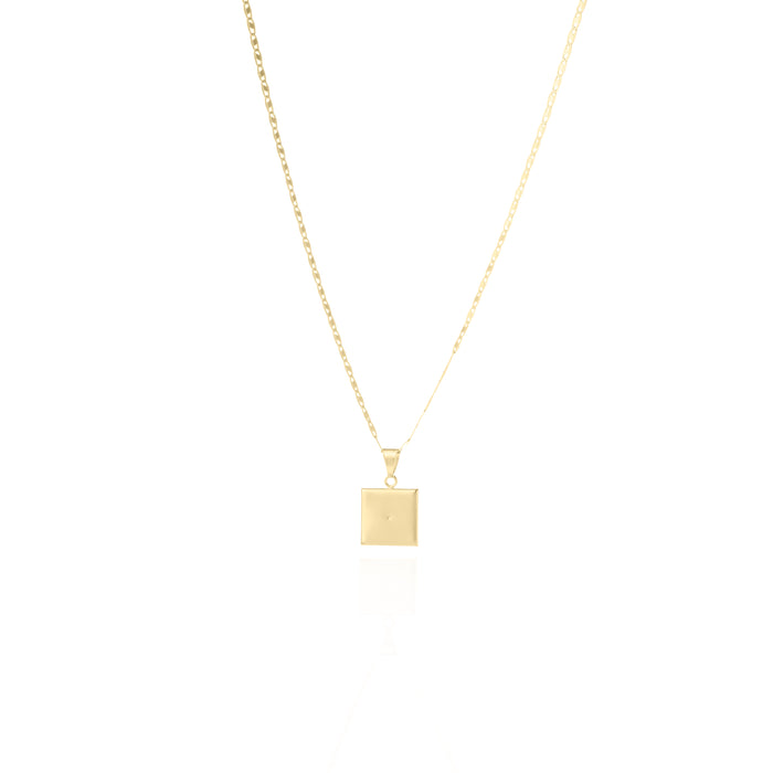 Stockholm Necklace - Yellow Gold