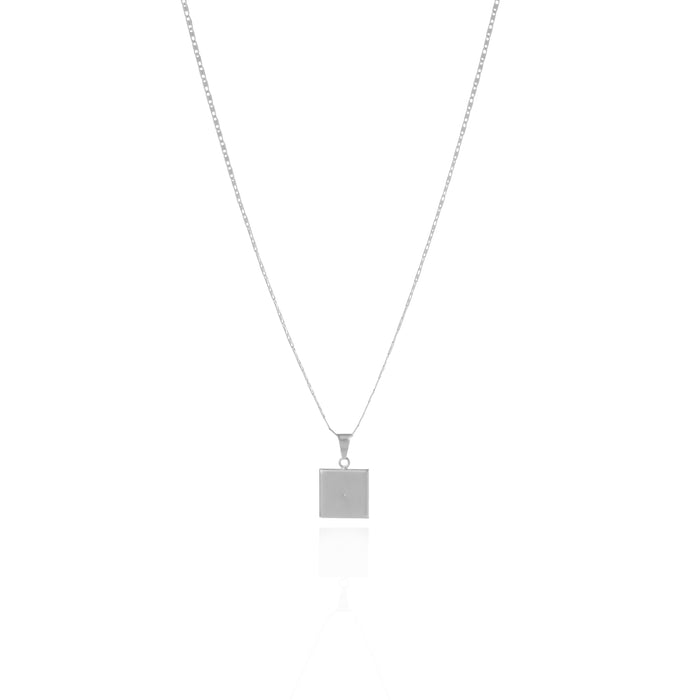 Stockholm Necklace - Silver
