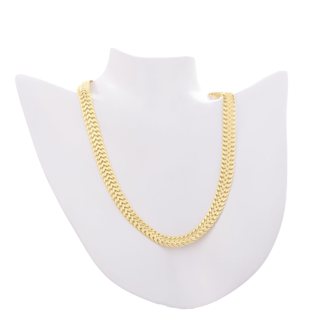 Hayleigh Chain Collar Necklace