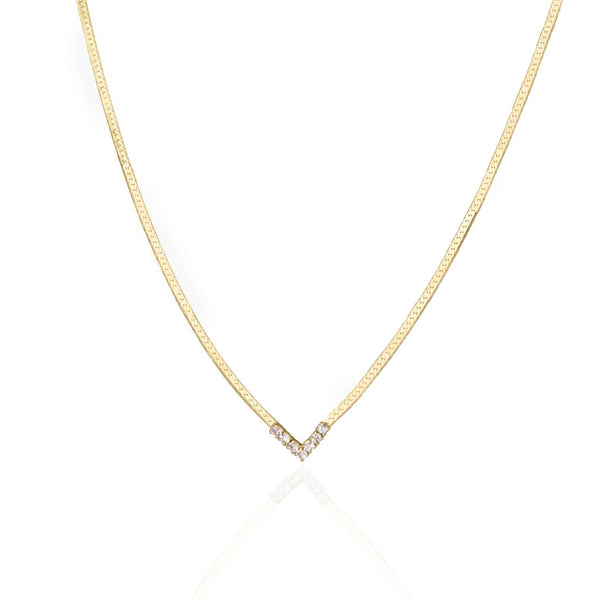 Ashlie Necklace