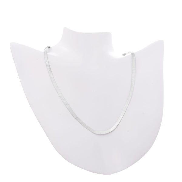 Carter Necklace - Silver