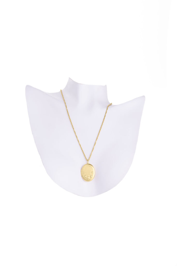 Baylee Locket Necklace