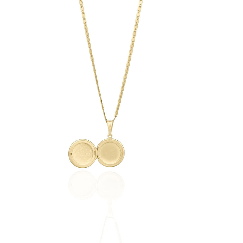 Ainsley Locket Necklace