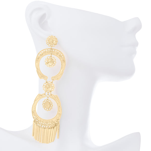 The Cahuenga Earrings