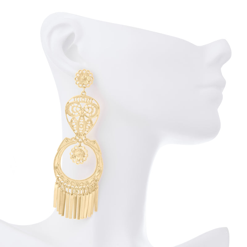 The Echo Earrings