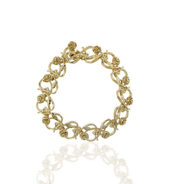 Serifos Bracelet - Yellow Gold