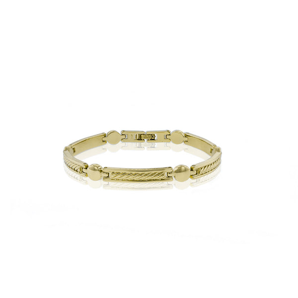 Ayala Bracelet - Yellow Gold