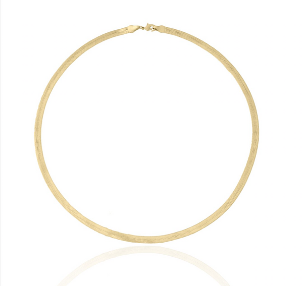Carter Necklace - Yellow Gold