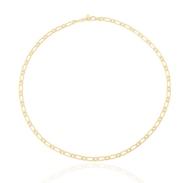 Chester Chain - Yellow Gold