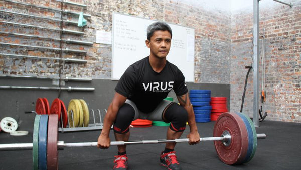 Everyday Athlete: Olympic Lifter, Benjamin Silva